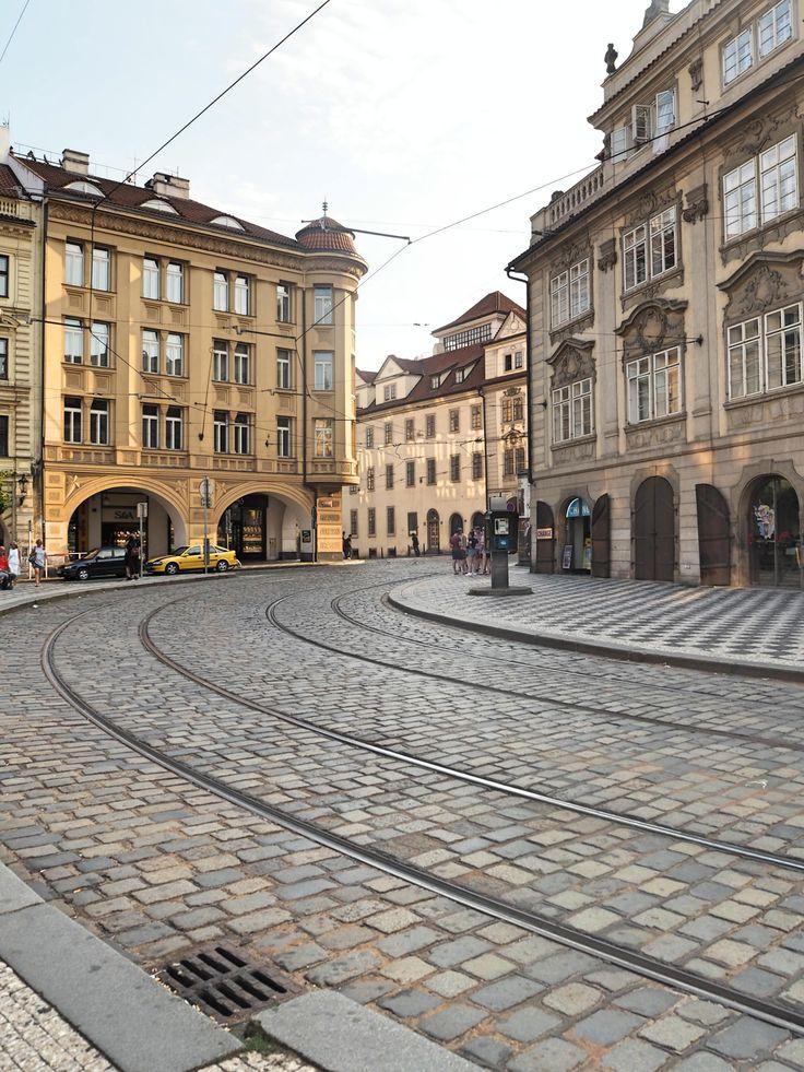 Malostranské náměstí, Prague, Czech Republic