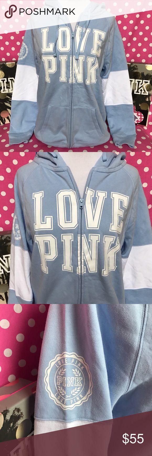 Crib for sale kijiji toronto -  Nwt Vs Pink Baby Blue Full Zip Hoodie Nwt