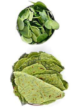 """Homemade gluten free spinach tortillas from <a href=""""/forkandbeans/"""" title=""""fork and beans."""">@fork and beans.</a>! Such a beautiful color. <a class=""""pintag searchlink"""" data-query=""""%23FruitsAndVeggiesDay"""" data-type=""""hashtag"""" href=""""/search/?q=%23FruitsAndVeggiesDay&rs=hashtag"""" rel=""""nofollow"""" title=""""#FruitsAndVeggiesDay search Pinterest"""">#FruitsAndVeggiesDay</a>"""