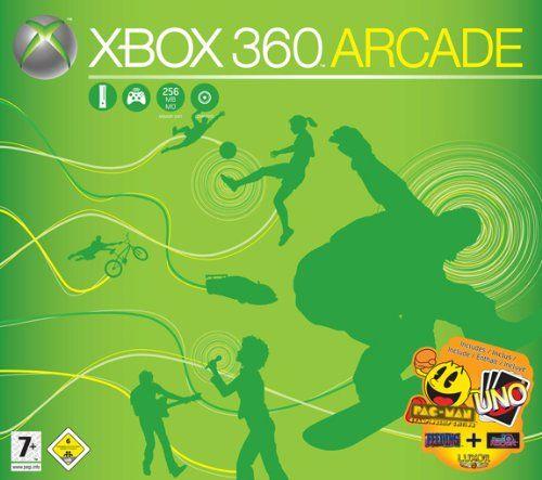 Xbox 360 Arcade Console  http://www.cheapgamesshop.com/xbox-360-arcade-console/