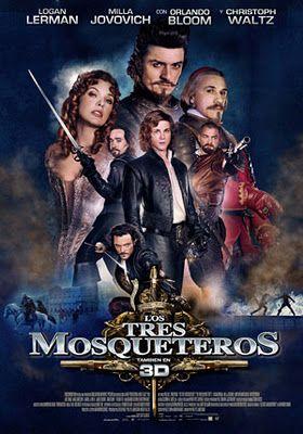 Los Tres Mosqueteros (2011) Dvdrip Latino