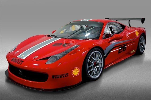 Five Ferrari 458 Challenge Cars For Sale Cars For Sale Ferrari 458 New Trucks