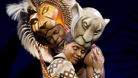 The Lion King London Tickets at Lyceum Theatre,