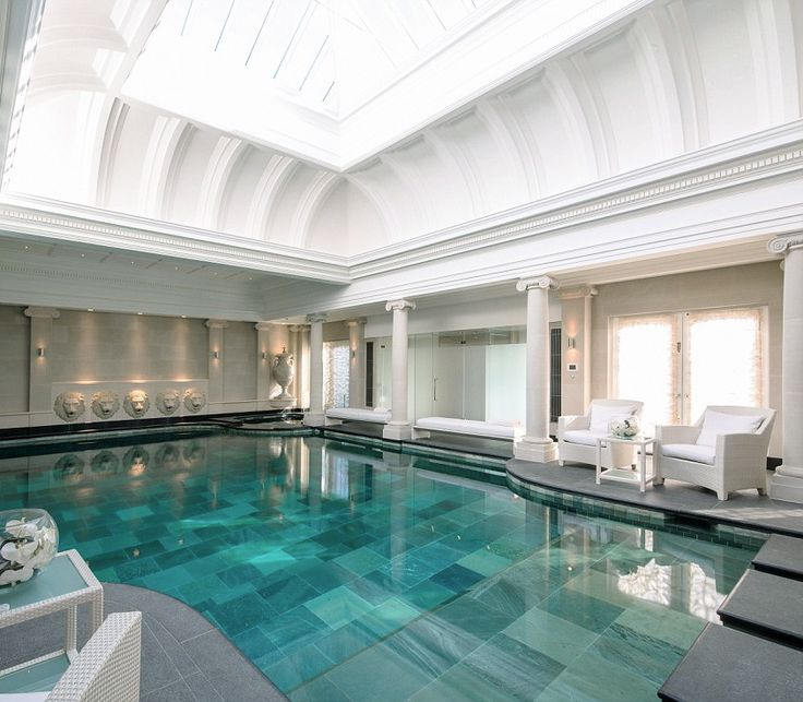 Luxury Home Indoor Swimming Pools: TheNorwegianPrincess♚