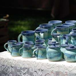 Old Salem Pottery Fair May 19