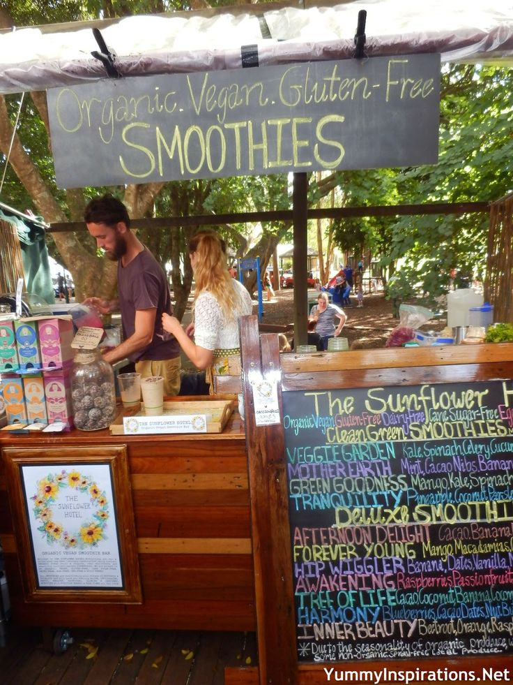 Eumundi Markets - Sunshine Coast