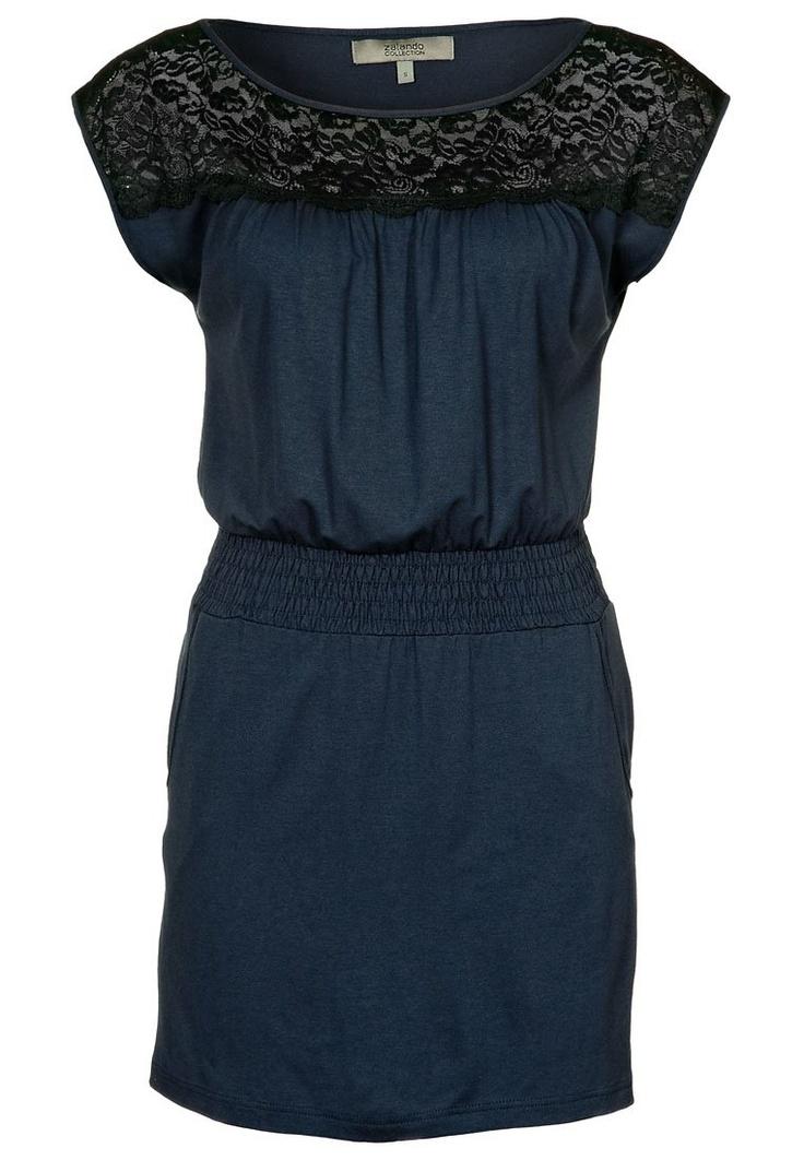 Kleid - dark blue
