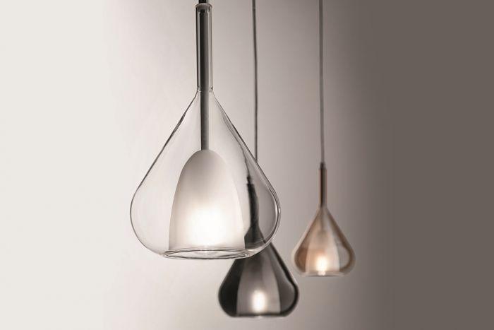 3er Pendelleuchte Lila Pendelleuchte Design Leuchten Lila