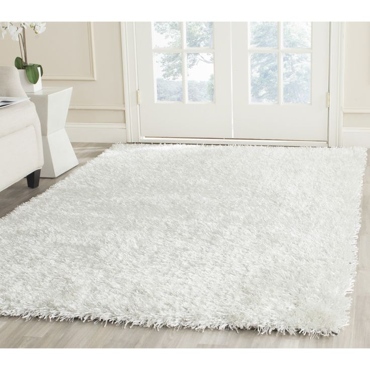 Off White Area Rug