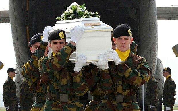 National day of mourning in Belgium for victims of Swiss bus crash
