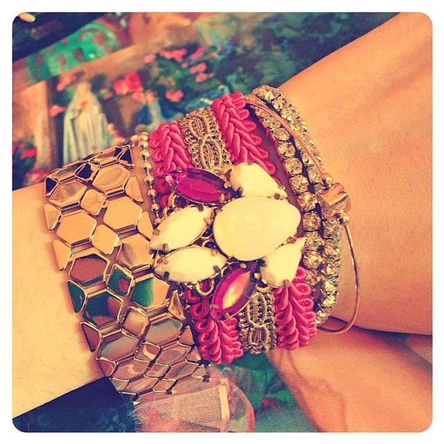 made in Italy fashion bracelet, jewelry, Matildesign, bracciale in passamaneria, fashion accesories