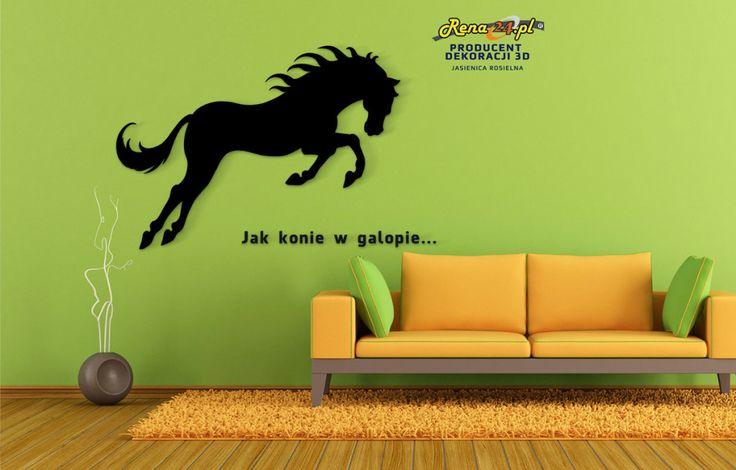 Nowa kolekcja - Konie w galopie ..