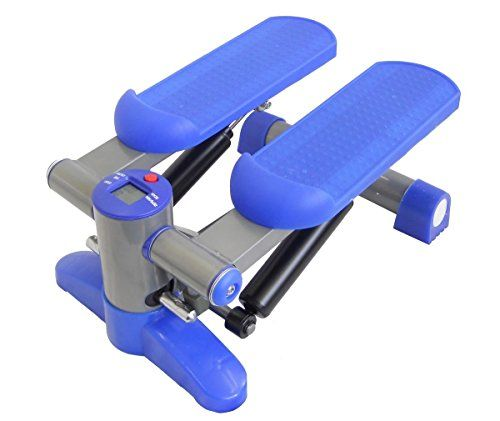 Live Up Exercise Fitness Stepper with Digital Display
