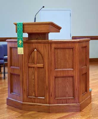 11 Best Podiums Amp Pulpits Images On Pinterest Church