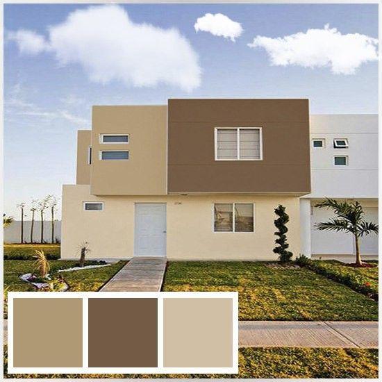 Colores para casas exteriores comex 8 colores exteriores - Fachadas exteriores de casas ...