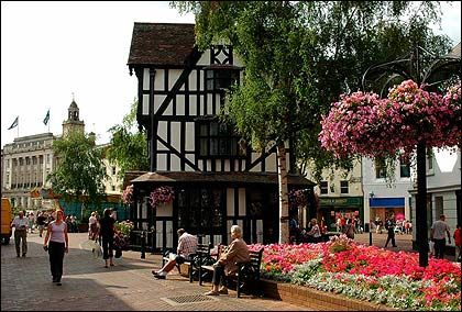 Hereford, Herefordshire