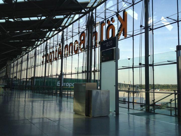 Köln Bonn Airport (CGN) (Flughafen Köln/Bonn)