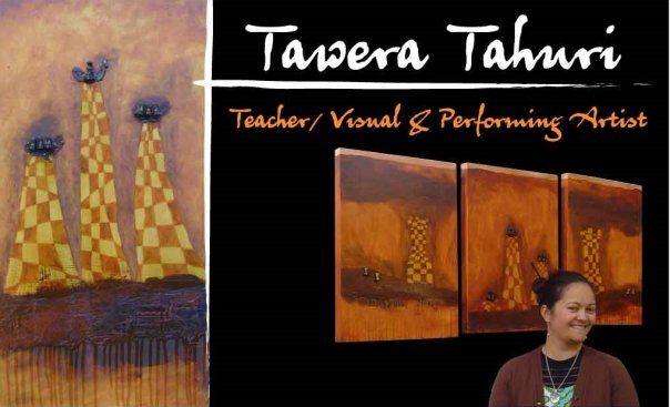 Tawera Tahuri Visual & Performing Artist