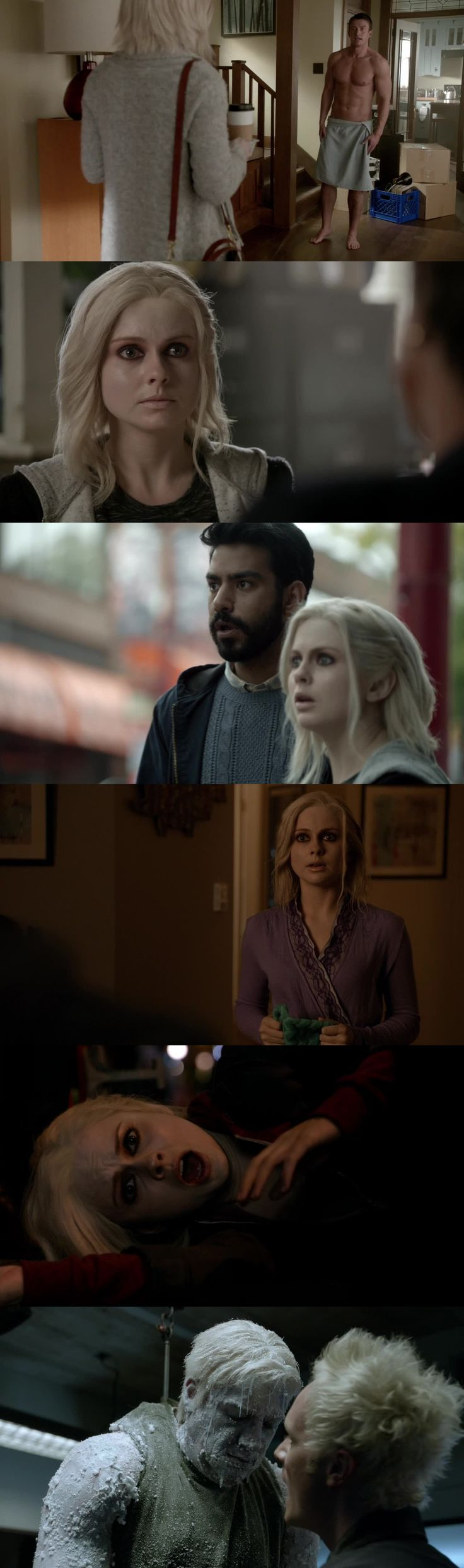Watch iZombie S01E04 - Liv and Let Clive online | TVShow Time
