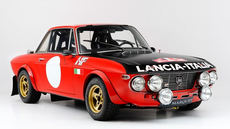 SPEED: 1970 Lancia Fulvia