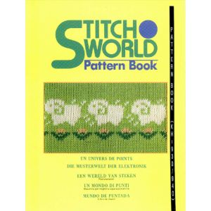 Link to download - Brother Stitchworld I Pattern Book
