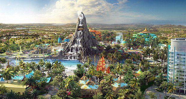 Universal Orlando lança ingresso que inclui três parques