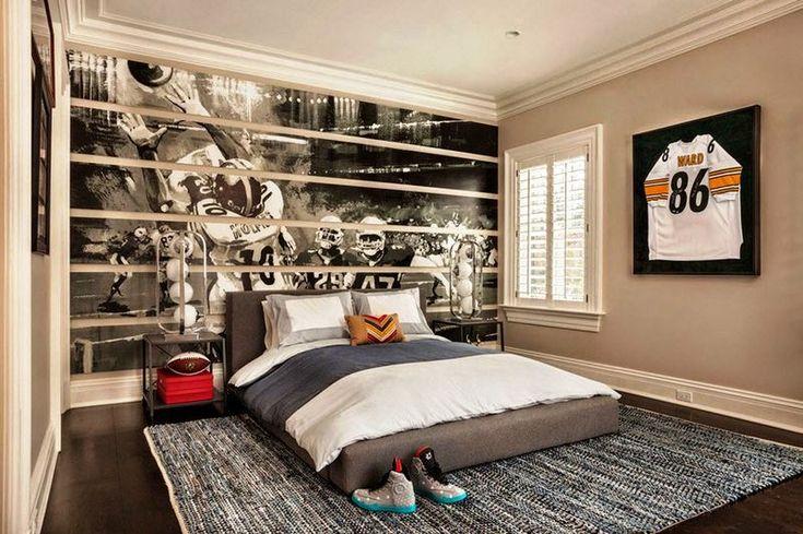 Desain Tempat Tidur Remaja Laki Laki