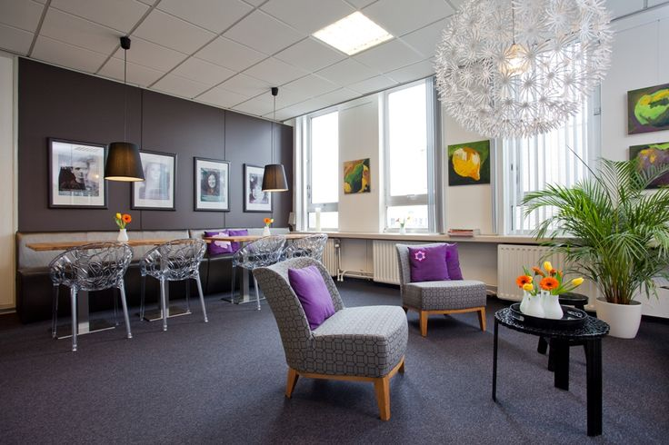De lounge Goodplace2work.com #goodplace2work #groeien #flexplek #werkplek