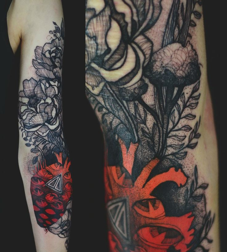 Best JOANNA SWIRSKA Images On Pinterest Cat Tattoos Tattoo - Polish artist creates elegant animal tattoos finished in vibrant colours