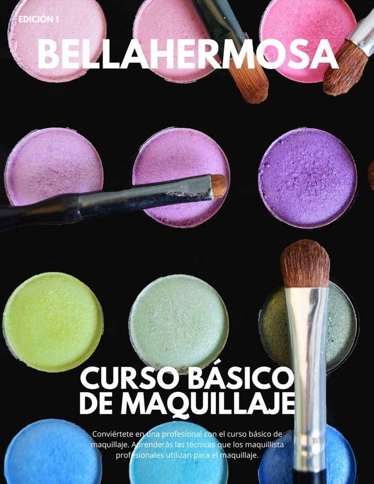 CURSO BÁSICO DE MAQUILLAJE BELLAHERMOSA