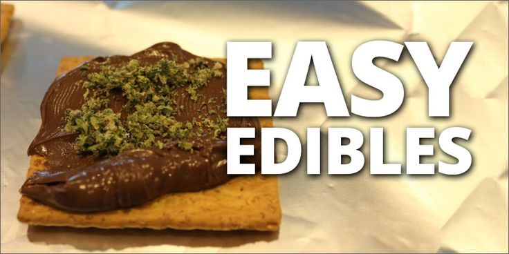 Firecrackers: Easiest Edibles Ever