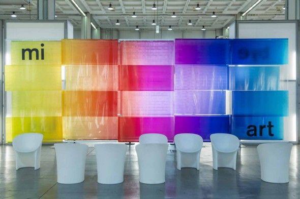 Saranno 148 le Gallerie internazionali d'arte moderna, contemporanea, design che miart 2014 presenterà dal 28 al 30 marzo #miart2014 #amemiart