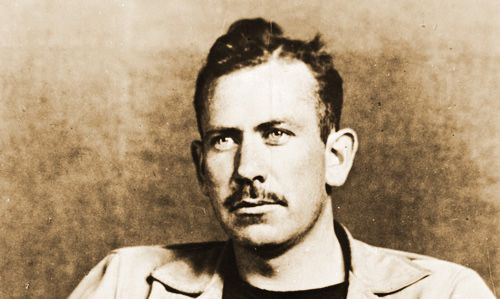Happy Birthday, John Steinbeck: The Beloved Author on the Creative Spirit and the Meaning of Life | Brain Pickings