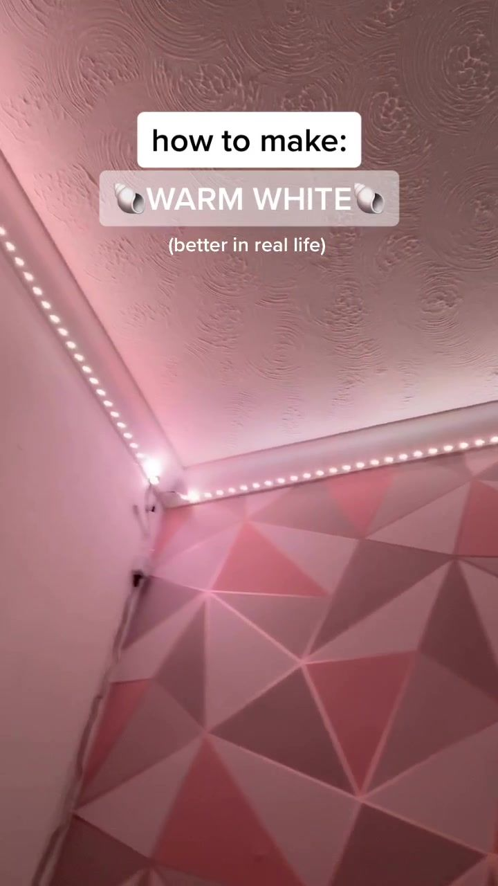 Led Lights Ledlghts Tiktok Watch Led Lights S Newest Tiktok Videos Led Lighting Bedroom Led Light Strips Diy Led Room Lighting