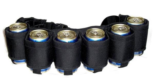 The Beer Belt.