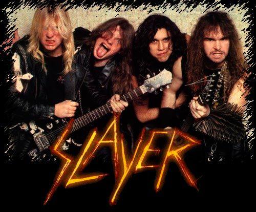 Image result for Slayer band