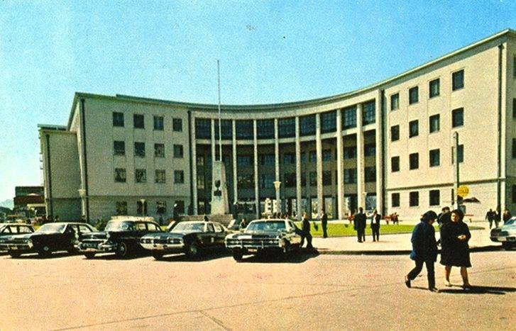 Palacio de los Tribunales de Concepción
