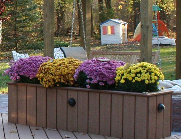 Deck Planter | How To Build Deck Planter Boxes | Woodworking Project Plans