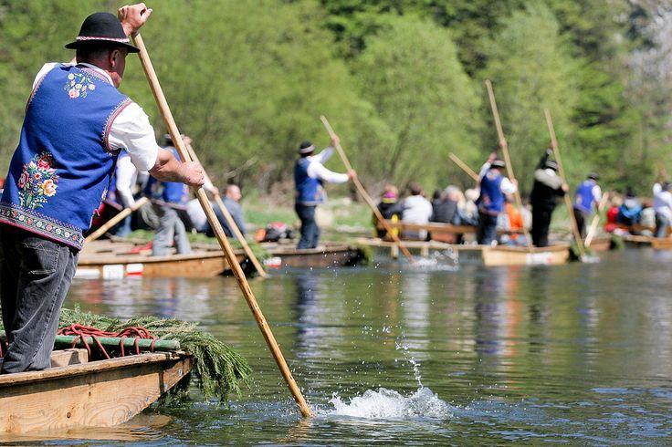 Dunajec River Rafting and Niedzica Castle Day Trips from Krakow