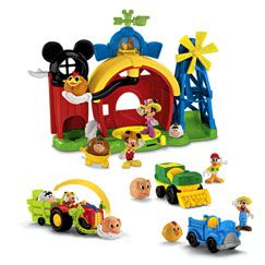 Disney Mickey Mouse Clubhouse Barnyard Dance Farm Gift SetBuy Gift Set & SAVE! - Fisher-Price Online Toy Store