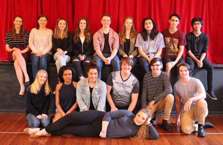 The Crucible performed by The Acting Experience - Youth Theatre Ensemble June 1-3, 2017 Riverside Theatre Parramatta