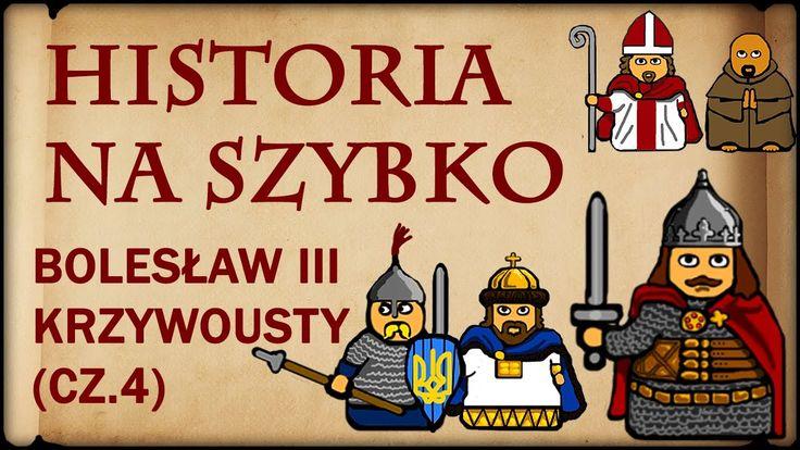 Historia Na Szybko - Bolesław III Krzywousty cz.4 (Historia Polski #19) ...