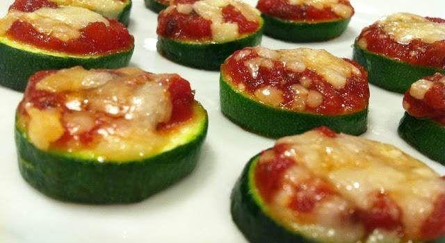 Cómo hacer pizzas light - Aperitivos light -Bocaditos de calabacino - Pizza de berenjena - Pizza casera light - Receta pizza vegetariana - Recetas light