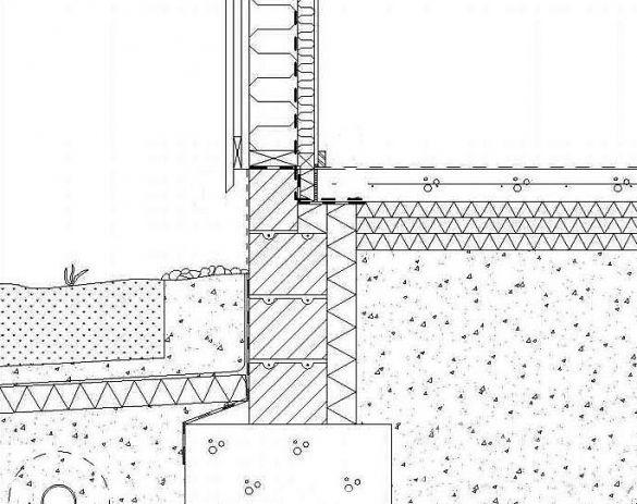Утеплённый финский фундамент (УФФ): процесс изготовления, утепление, прокладка коммуникаций. - Дом и стройка - Статьи - FORUMHOUSE