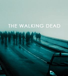 """ tv show aesthetics → the walking dead """