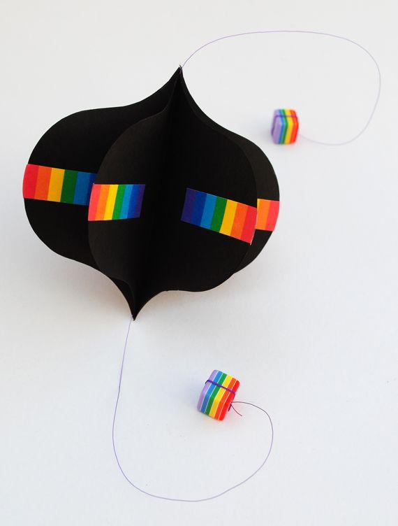rainbow spin toy