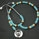 Miscellaneous - Dorothy Manning - Navajo Beaded Stethoscope