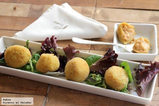 Me encantan las croquetas. Me gustan para tomar como aperitivo, me entusiasman a la hora de la cena con un poco de ensalada y me encantan a la hora...
