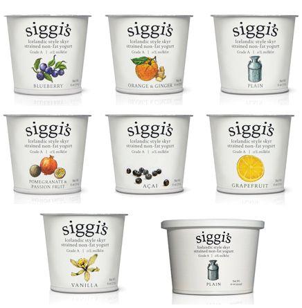 siggi's yogurt. By Sveinn and Boris. The delicate illustrations are charming!