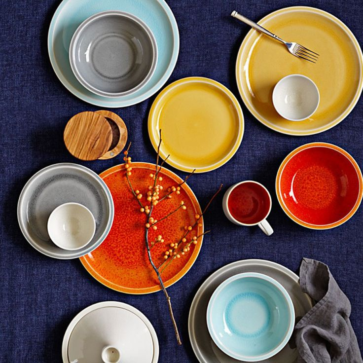 Cantine dinnerware by Jars France / Williams-Sonoma